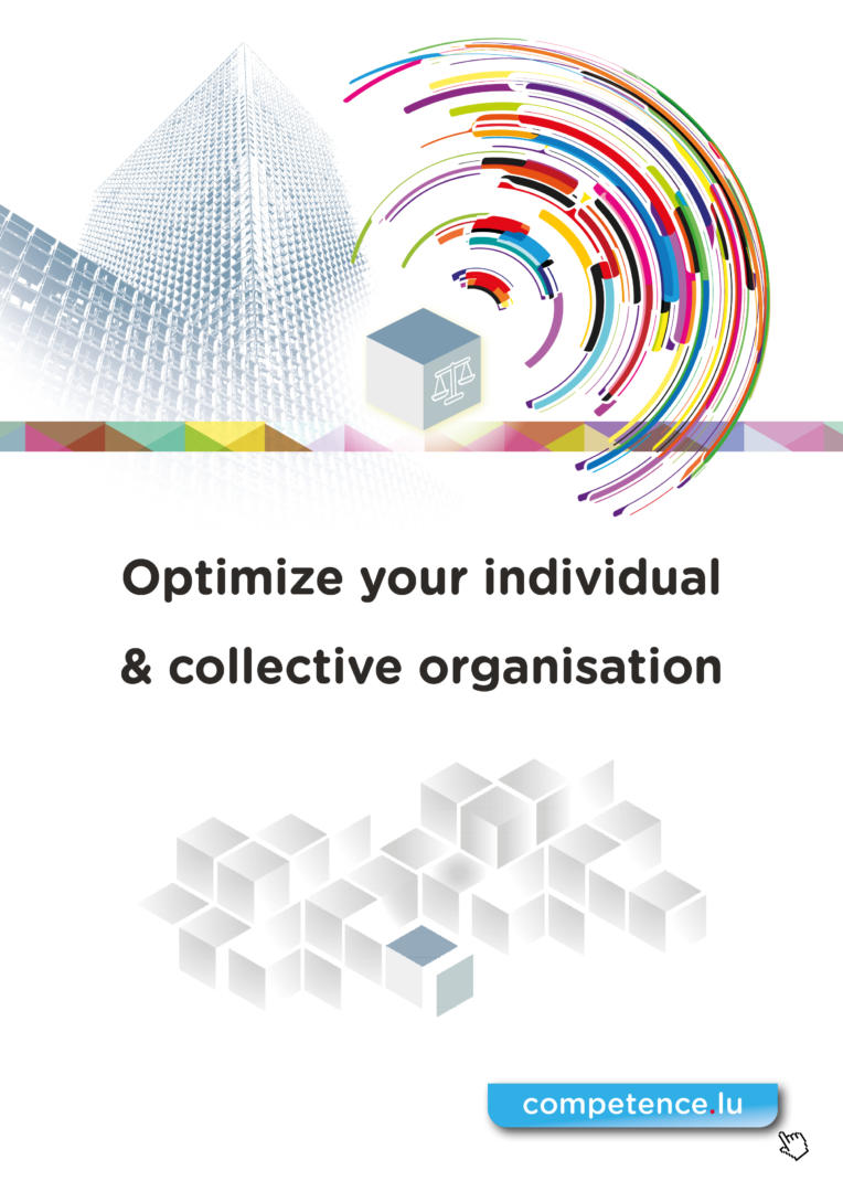 Optimize your individual & collective organisation @CompetenceCentre