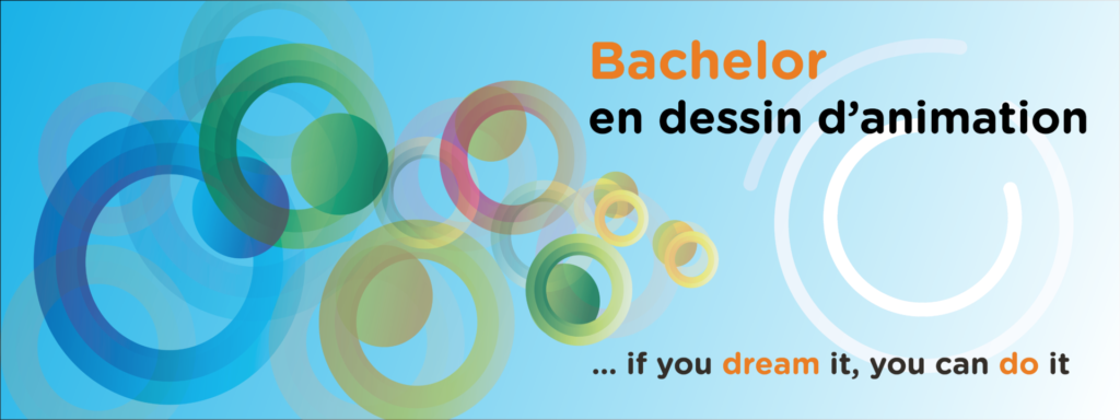Bachelor en dessin d'animation @CompetenceCentre
