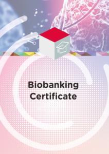 BioBanking Certificate Vignette