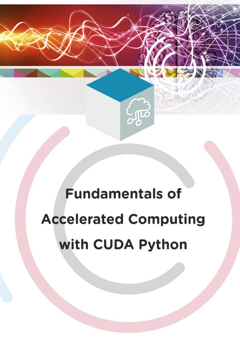 Nvidia-fundamentals-cuda-python