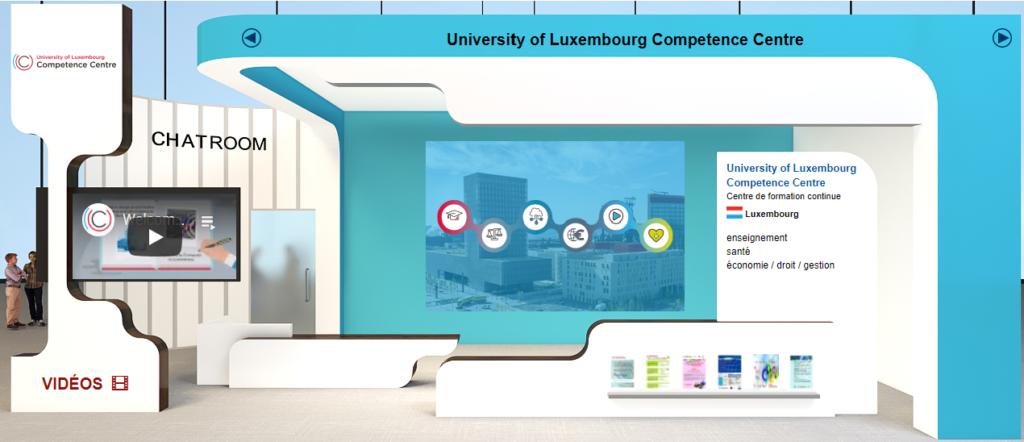 Studentefoire goes online – et le Competence Centre s'y joint