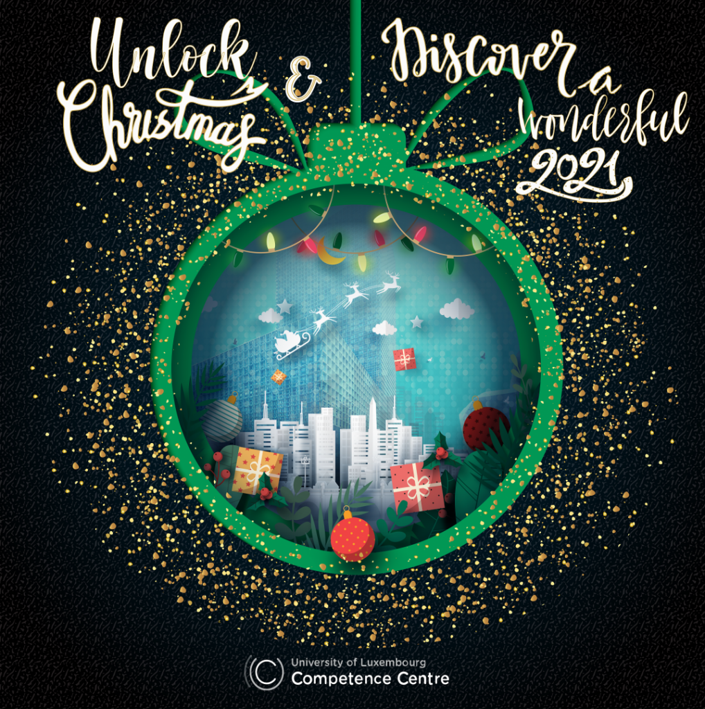 Unlock Christmas and discover a wonderful 2021