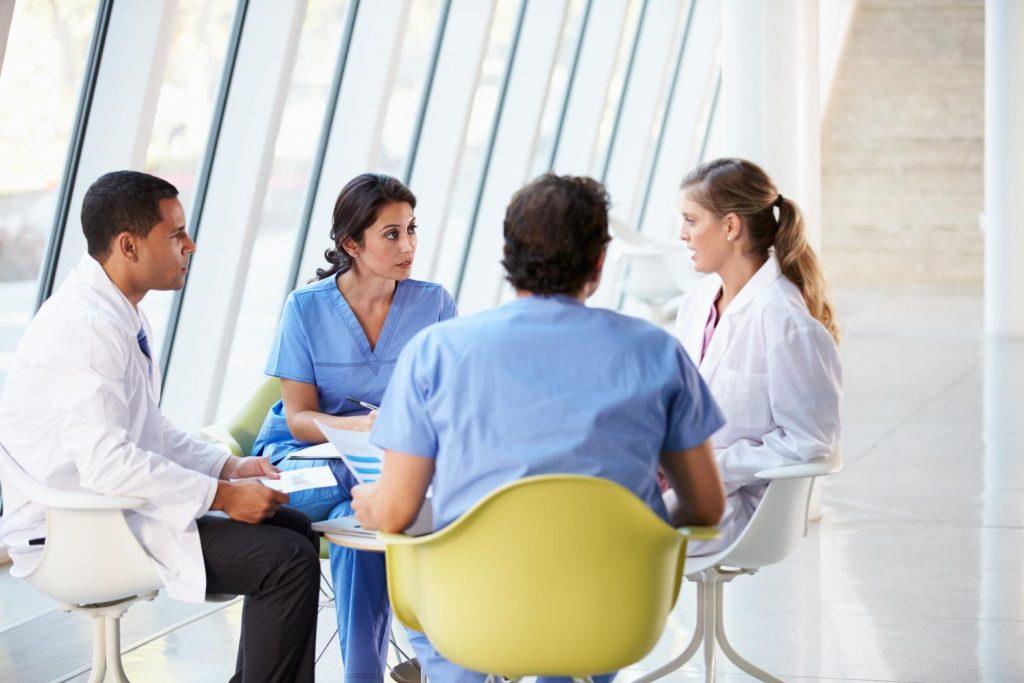 Management et digitalisation dans le secteur de la santé